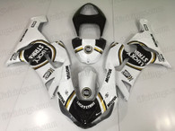 2005 2006 Kawasaki ZX-6R lucky strike scheme fairing kit