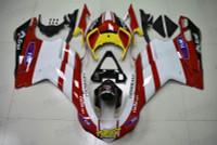 Ducati 848 1098 1198 Valentino Rossi scheme replica fairings