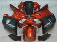 Yamaha YZF-R1 2000 2001 brown and black fairing kits, this Yamaha YZF-R1 2000 2001 plastics was applied in brown and blackgraphics, this 2000 2001 YZF-R1 fairing set comes with the both color and decals shown as the photo.If you want to do custom fairings for YZF-R1 2000 2001,our talented airbrusher will custom it for you.