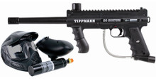 Tippmann 98 Custom Platinum Paintball Marker Power Pack