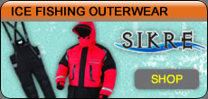 Shop Ice Fishing Outerwear