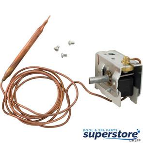 "Invensys Appliance Controls | Thermostat, Invensys, 1/4"", 60"", SPDT, Older Aquaset | 275-2720-00 | IAC275272000 | 610030, T-STAT1/4-60 | 9135-03AB | 002197"