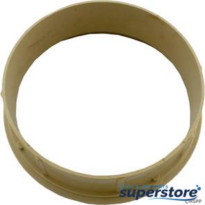 Pentair Pool Products | Skimmer Collar, Pentair/PacFab Bermuda, Gunite, Tan | 516258