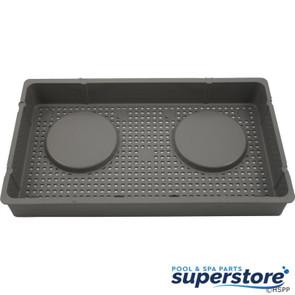 Waterway Plastics   Basket Skimmer, OEM, Waterway Front Access 100sf, Gray   519-6617   806105096654