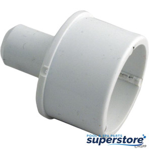 "Waterway Plastics | Barb Adapter, 1.5""spg x 3/4""barb 