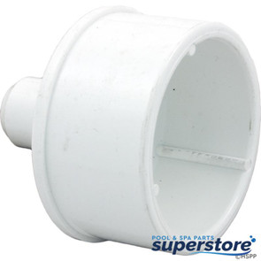 "Waterway Plastics | Barb Adapter, 2""spg x 3/4""barb 