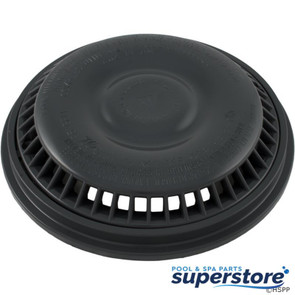 Waterway Plastics | Anti Vortex Cover & Frame - Dark Gray (VGB 2008) | 640-2319-DKGV | 640-2319-DKG