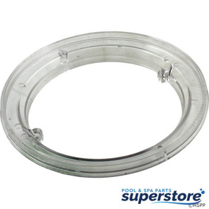 "AquaStar Pool Products | 8"" Adj.Adapter Collar For Hayward Sump, Clear | HC100"