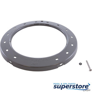 Zodiac Pool Systems | Light Face Ring, Zodiac, Pool, Plastic, Gray | R0450804
