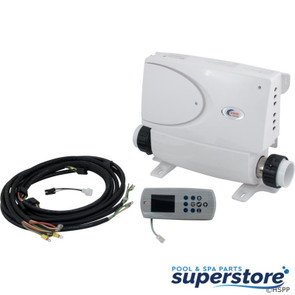 Newport Controls | Control, Newport, i830u, 2 Pump, Blower, 230v | r901-830u-40101