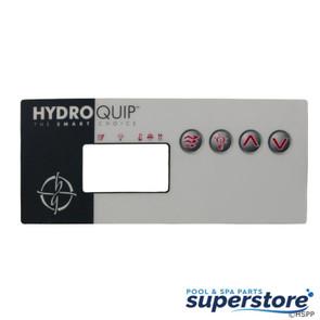 Hydro-Quip | Overlay, Hydro-Quip Eco 7, P1, Lt, Large Rec | 80-0205