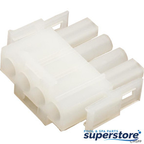 Generic | Plug Housing, Male, AMP, 4 Pin | 60-322-1110 | MOL50-84-1040 | 609879 | 1-480702-0-5