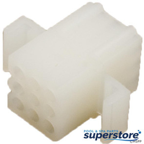 Generic | Plug Housing, Male, AMP, 9 Pin | 60-322-1130 | 03-06-1091 | 69828