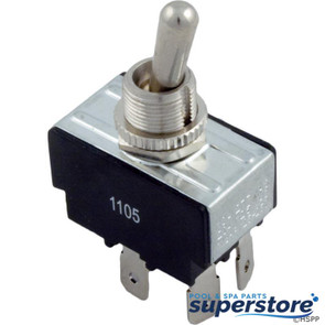 Generic | Toggle Switch, DPST, 230v | 60-555-1510 | 1-89652