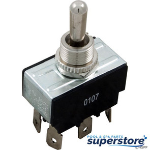 Generic | Toggle Switch, DPDT, Center Off | 60-555-1516 | TG2-2 | 3-89652