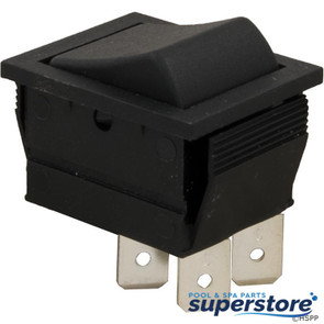 Generic   Rocker Switch, DPST, 230v   60-555-1600   RK2-1   C155OAABB