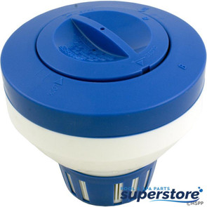 Pentair/Rainbow | Tablet Dispenser,Rainbow Model 330, 1 or 3 Tabs, Floating | R171086 | 16190 | 788379004354