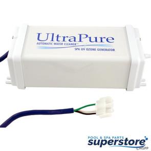 Ultra Pure Water Quality | Ozonator, Ultra-Pure UPS350, UV, 230V, 4-Pin AMP Cord | 1006521