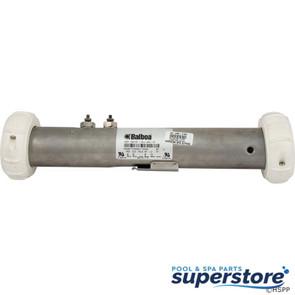 "Balboa Water Group | Heater, FloThru, BWG, 15"" x 2"", 230v, 1.5kW, w/o PS | 50089"