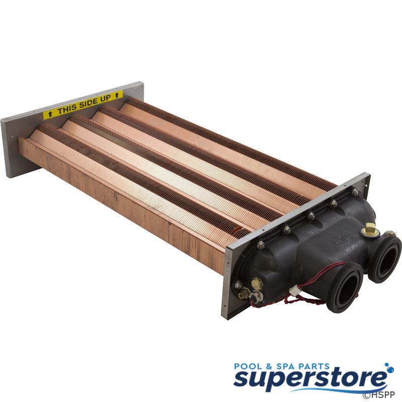 Heat Exchanger, Hayward H400IDL