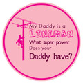"""What a great sticker for the little ones!!  2.5""""X2.5"""" makes this sticker a great addition to anything they may want to stick it to.  Made in the USA."""