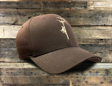 What a great hat!!  A subtle design that pops.  Get yours today.