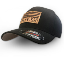 American Lineman Leather patch hat!  Very limited supply..get yours today!