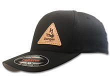 DANGER Leather Patch Hat!  Limited supply.  Get yours today.