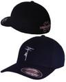 Awesome Black Flex Fit Hat!!
