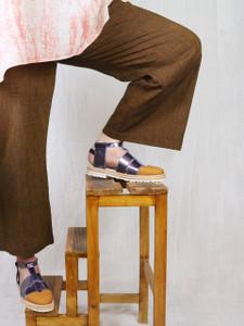 Wide Pants Stripe #1
