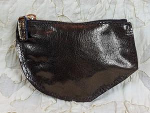 onyx kidskin purse