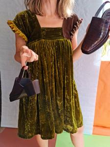 Velvet Ivy Dress