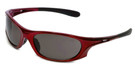 Global Vision Eyewear Safety Series Ridge in Red