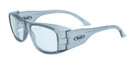 Global Vision Eyewear Safety Series RX-Z in Gray
