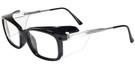 Global Vision Eyewear RX Safety Series Y28DPF600 in Black