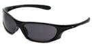 Global Vision Eyewear Full Lens RX Safety Series Ridge in Black