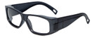 Global Vision Eyewear Full Lens RX Safety Series IROP8 in Gray