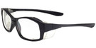 Global Vision Eyewear Full Lens RX Safety Series OP7 in Black
