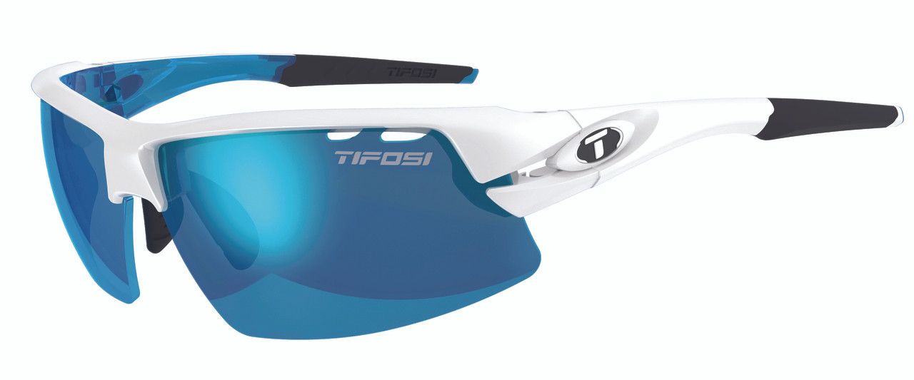 9a1169e52f Tifosi High Performance Sunglasses Crit in Skycloud with 3 Lens Set. Image  1. Loading zoom