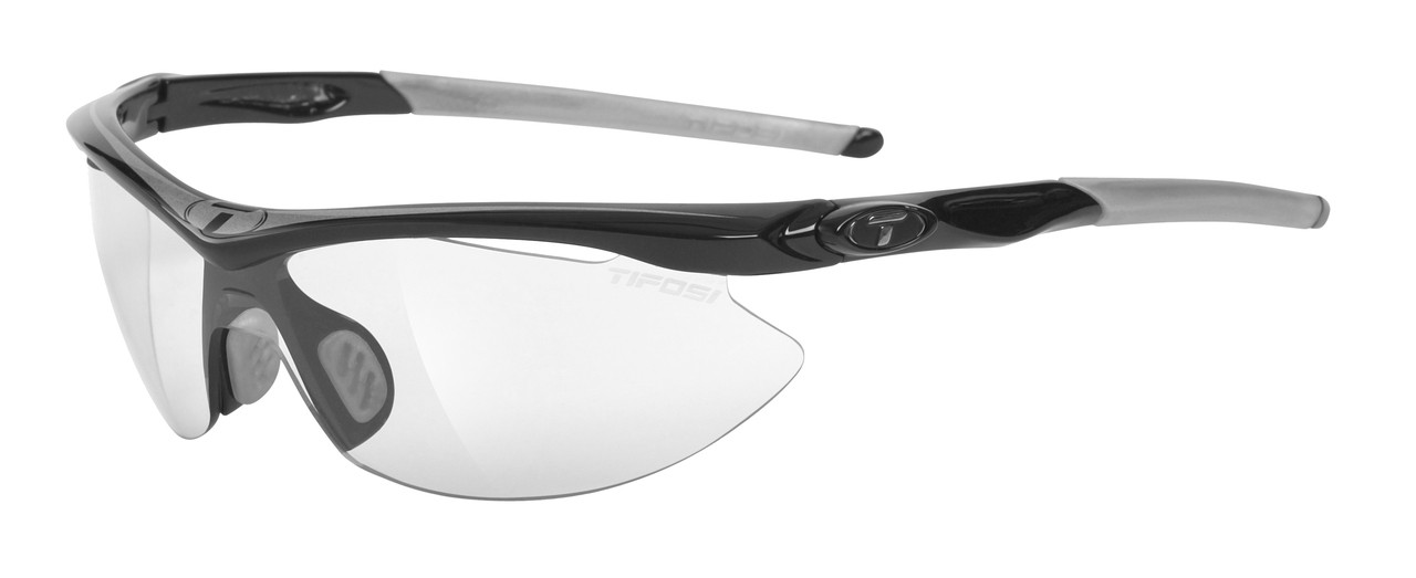 f8599a9cff7 Tifosi High Performance Sunglasses Slip in Race-Silver   Fototec ...
