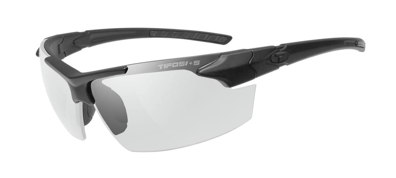 fe8d310f20 TIFOSI Tactical Eyewear Jet FC in Matte Black