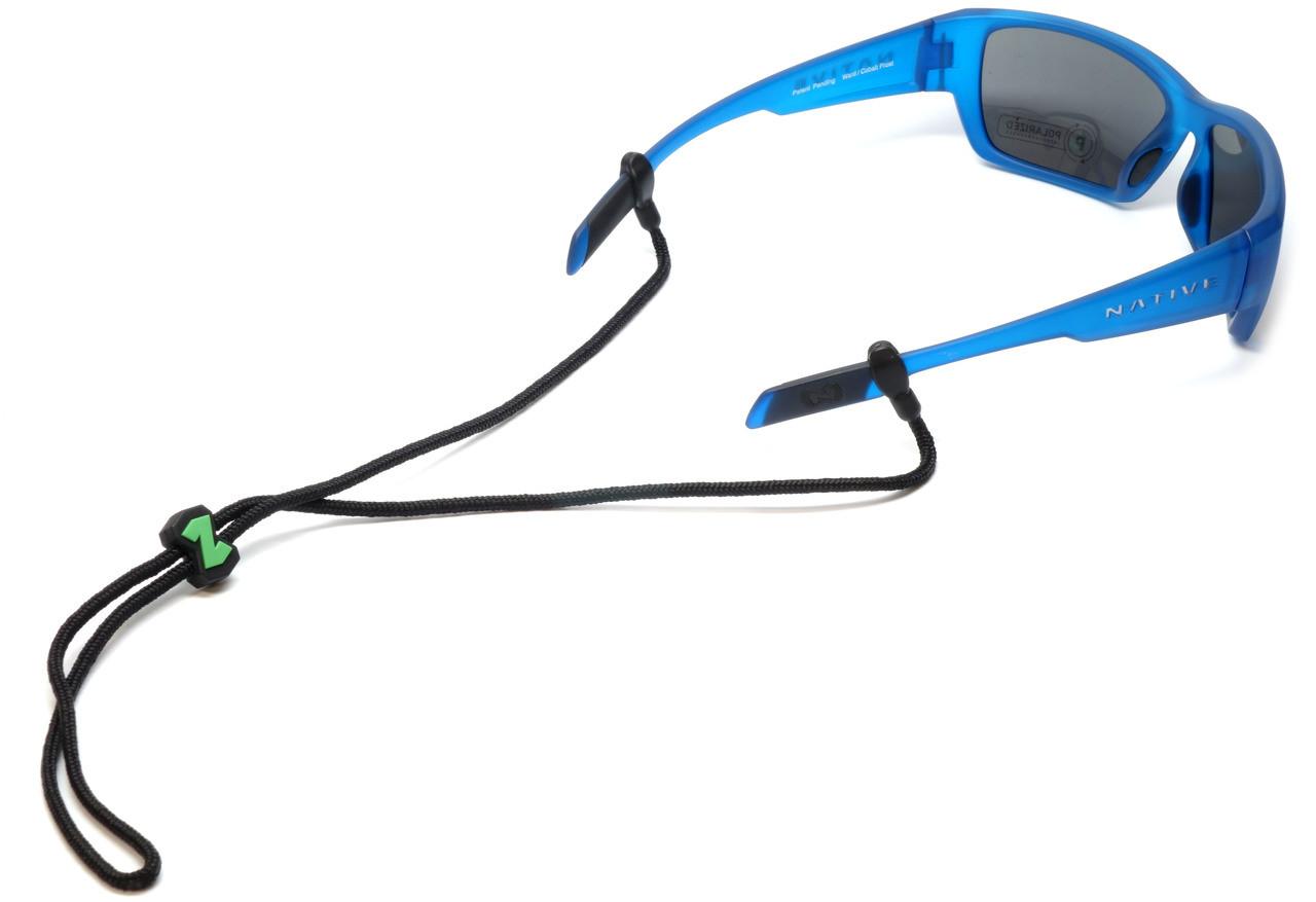 01c1bbfc0ff Native Eyewear Slip-Fit Eyewear Retainer in Black - Rhino Safety Glasses