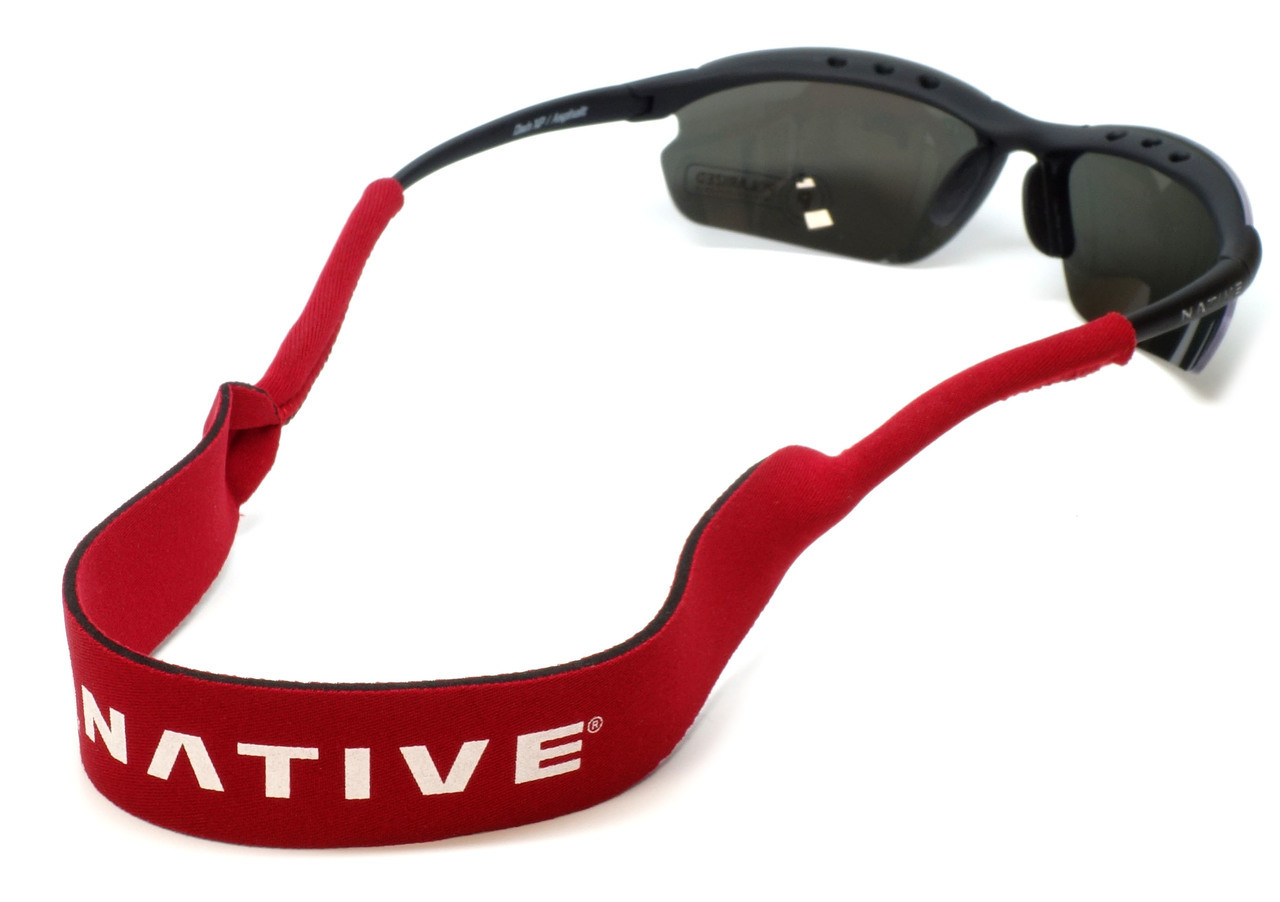 ece00bca400 Native Eyewear Neoprene Eyewear Retainer. Red. Red. Black. See 1 more  picture