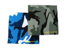 RhinoSafetyGlasses.com Camouflage Micro-Fiber Cleaning Cloth