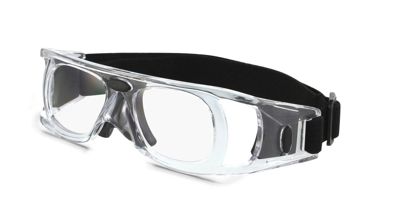 a754d4c7ed2 ProRX Half Court Safety Glass Z87.1+ Safety Rated - Rhino Safety Glasses