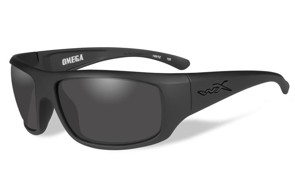 2670a8cb69c Wiley-X High Performance Eyewear Omega Sunglasses in Matte-Black ...