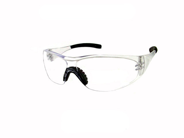 5b6d1a9177b Sport Safety Glasses Z87 Safety Rated in Clear STS-100-1. Image 1. Loading  zoom