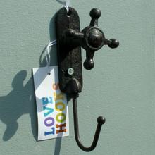 Cast Iron Garden Tap Hook