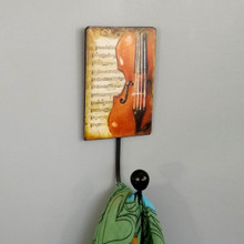 Violin Coat Hook