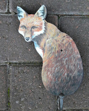 Fox Coat Hook